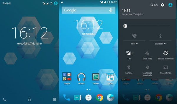 CyanogenMOD 12.1 Nightly Asus Zenfone 5